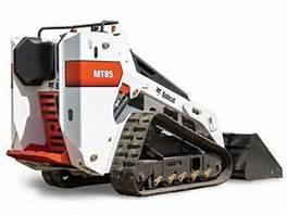 Mini Track Loader Bobcat Mt 85 M And M Rental